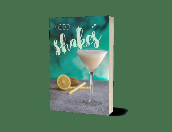 Keto Shakes eBook Cover