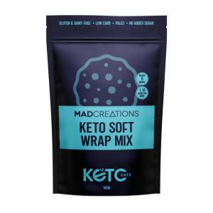 keto soft wraps mix packet