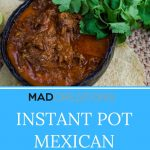 bowl of Mexican shredded beef