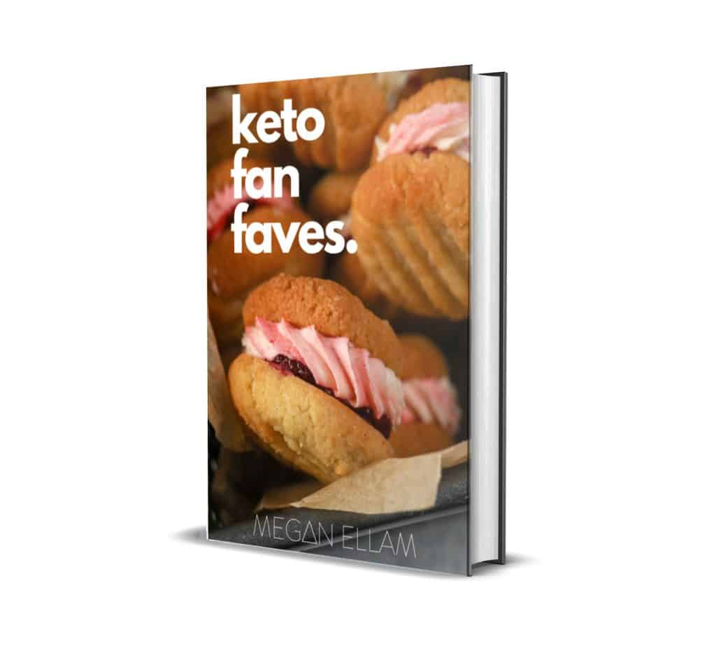 Keto Fan Favourite eBook cover