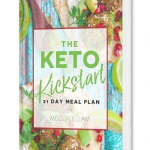 The Keto Kickstart ebookCover