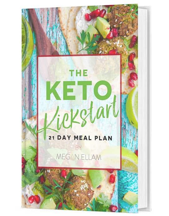 The Keto Kickstart ebookCover