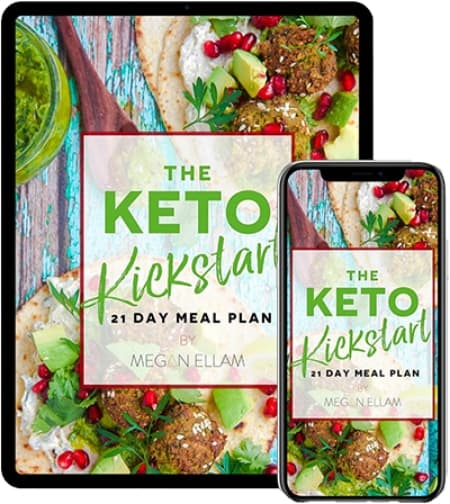 keto kickstart on an ipad and iphone
