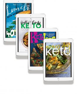 4 book covers on ipads.