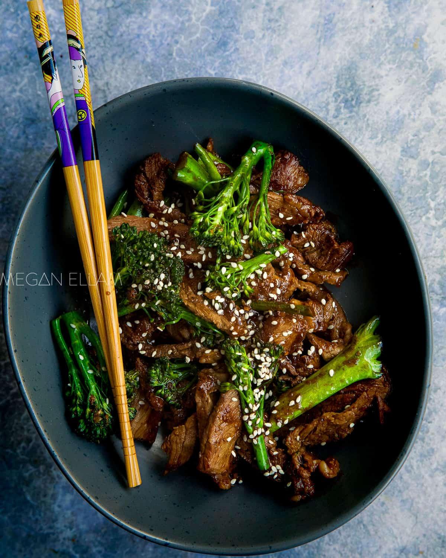 Keto Beef and Broccoli – Fitness Club