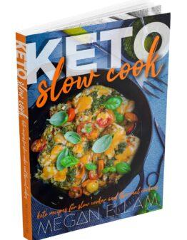 Slow Cook Keto Cookbook cove.r