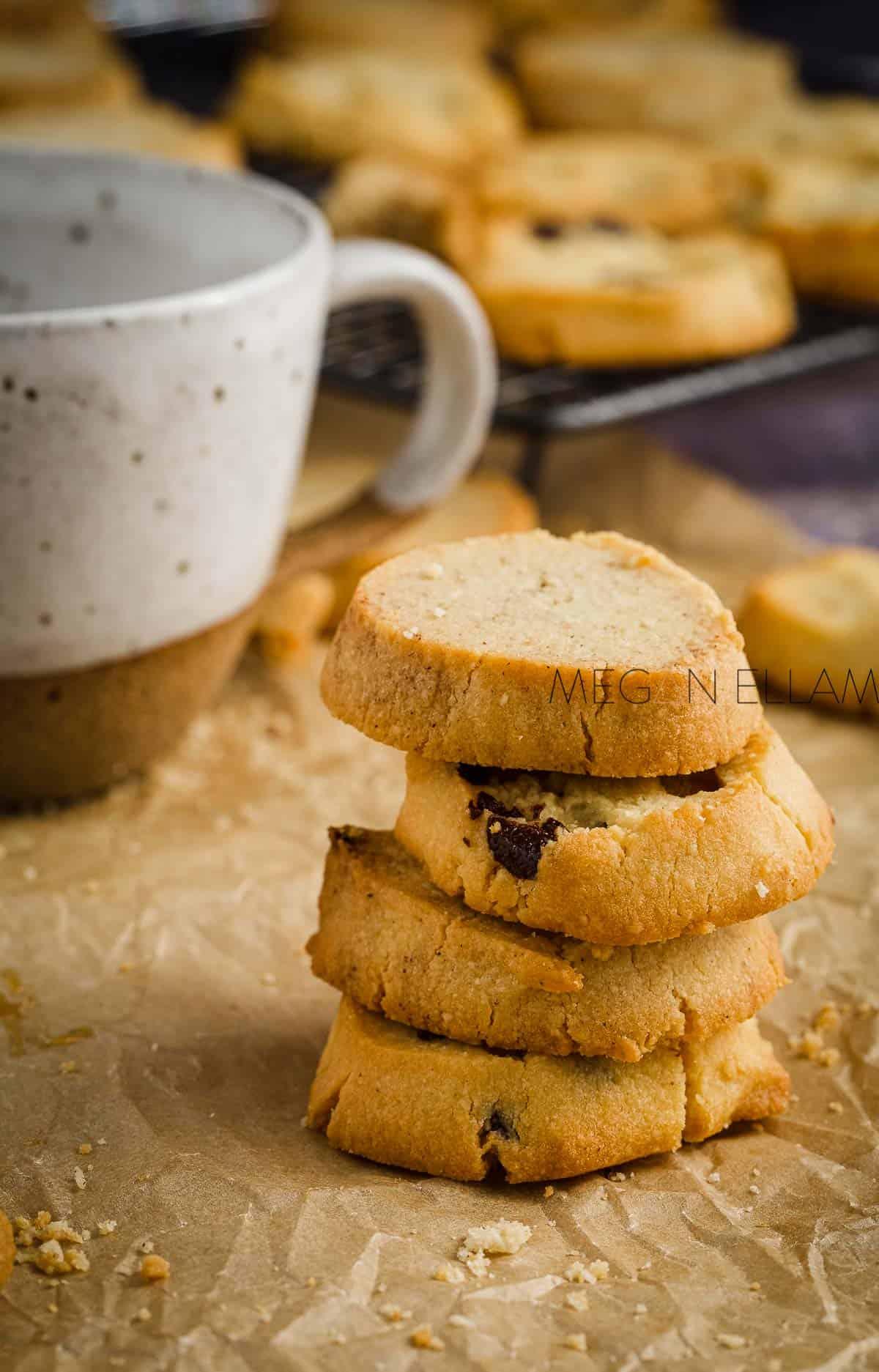Almond Flour Cookies 3 1