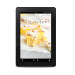 Thermolove eBook on an ipad.